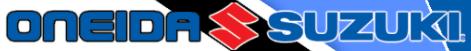 Oneida Suzuki Promo Codes