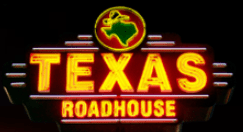 Texas Roadhouse promo code
