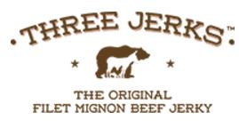 Three Jerks Jerky free shipping coupons