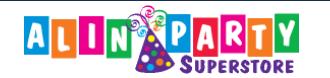 Alin Party Supply promo code