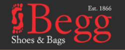 Discount Codes for Begg Shoes