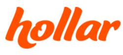 Hollar free shipping coupons