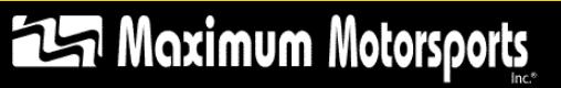 Maximum Motorsports promo code