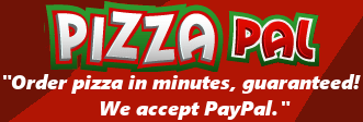 PayPizzaPal promo code