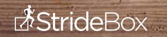 Stridebox Promo Codes