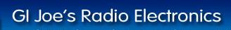 GI Joe's Radio Electronics