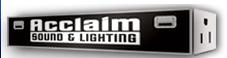 Acclaim Sound and Lighting Promo Codes