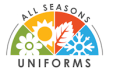 All Seasons Uniforms Promo Codes