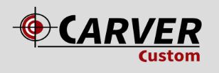 Carver Custom Promo Codes