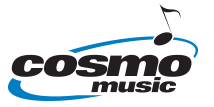 Cosmo Music free shipping coupons