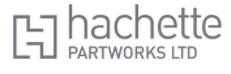 Hachette Partworks Discount Codes