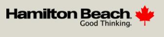 Hamilton Beach promo code