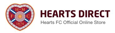Heart of Midlothian Discount Codes