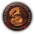 Historic Banning Mills Coupon