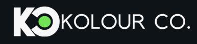 Kolour Co Promo Codes