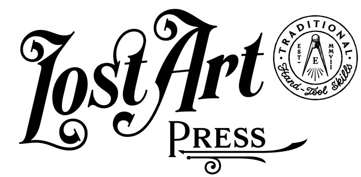 Lost Art Press Promo Codes