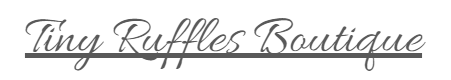 Tiny Ruffles Boutique promo codes