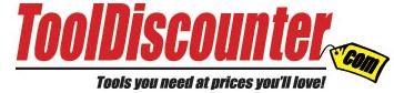 Tool Discounter Promo Codes