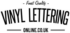 Vinyl Lettering Online
