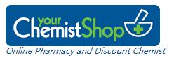 Your Chemist Shop Coupons