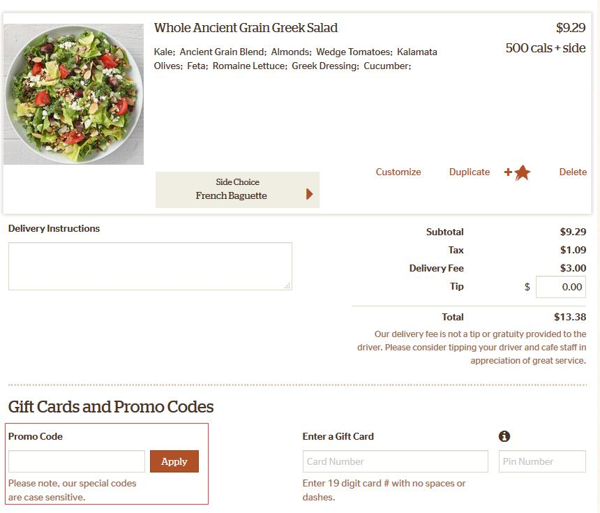 graphic about Printable Panera Menu identified as 33 Promo Codes Coupon codes for Oct 2019
