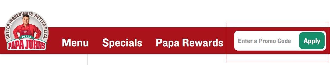Papa johns coupon codes may 2018