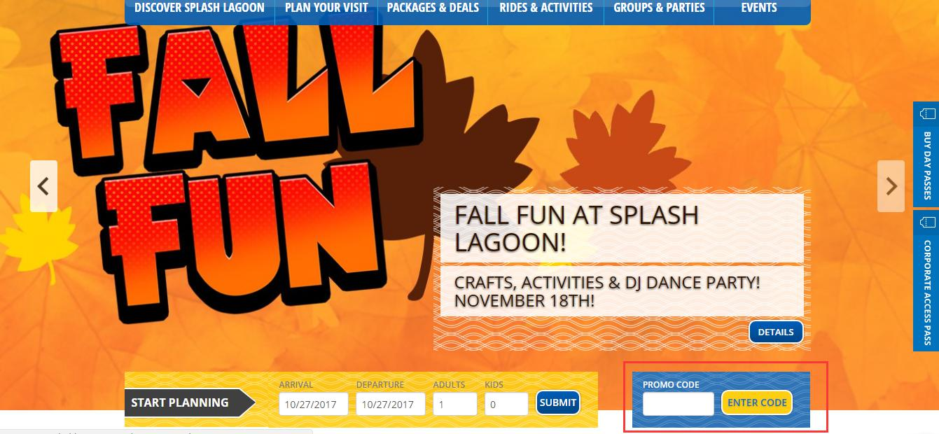 Splash Lagoon Coupons, Savings and Water Park Description for Wild Waters Wave Pool is the largest indoor wave pool in the Eastern US. With water fun for kids aged 2 to 92 they will enjoy the , gallon wave pool and waves that can reach a maximum height of 6 feet with six different wave patterns you will be surely spending some time playing in this wave pool.