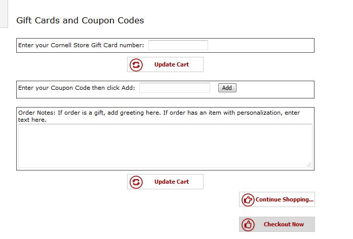 10 off the cornell store promo codes coupons verified 18 july 2018 the cornell store promo code fandeluxe Images