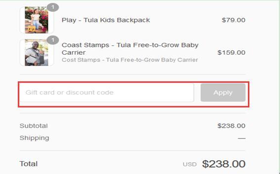 Tula coupon code