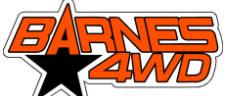 Barnes 4WD promo code