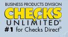 Business Checks Voucher