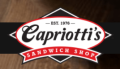 Capriotti's Promo Codes