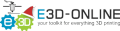 E3D Online Promo Codes