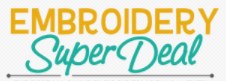 Embroidery Super Deal Promo Codes
