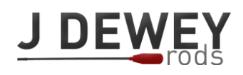 J Dewey Rods Promo Codes