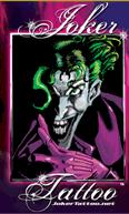 Joker Tattoo Promo Codes
