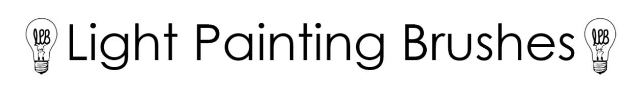 Light Painting Brushes