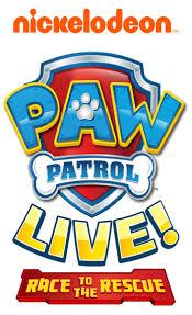 PAW Patrol Live promo code