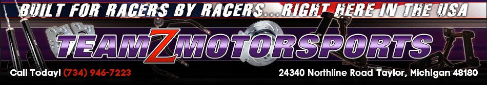 Team Z Motorsports Promo Codes