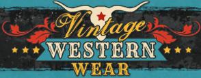 Vintage Western Wear