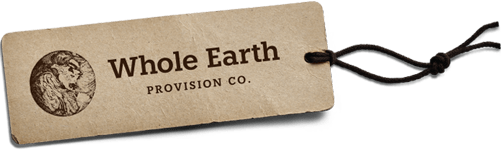 Whole Earth Provision promo code