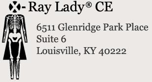 X-Ray Lady Promo Codes