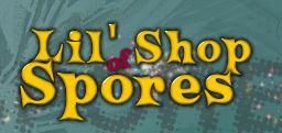 Lil' Shop of Spores promo code