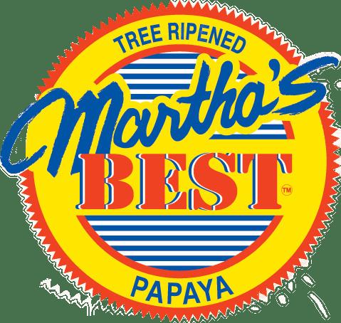 Martha's Best Papaya