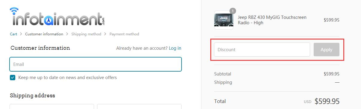 Infotainment.com Discount Code