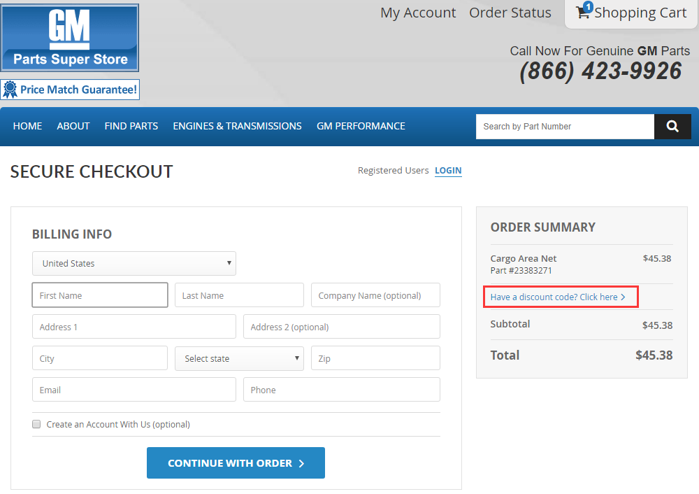 40 Off Gmpartsonline Promo Codes 9 Verified Coupons August 2020
