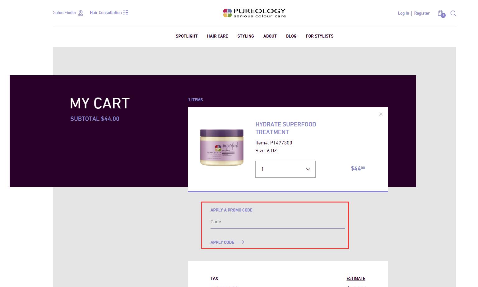 Pureology Promo Code