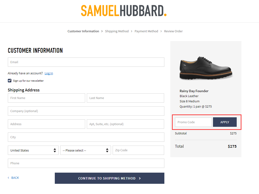 58f66132112 63% OFF samuelhubbard.com Promo Codes & Coupons August 2019