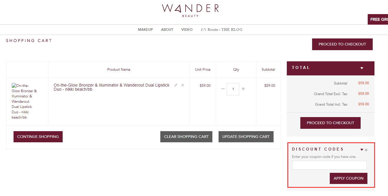 815330dd094 50% OFF] w/ Wander Beauty Discount Codes July 2019