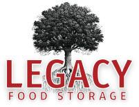 Legacy Food Storage Coupon